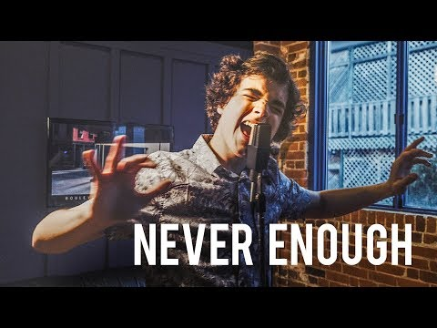 Never Enough - The  Greatest Showman (Cover by Alexander Stewart)