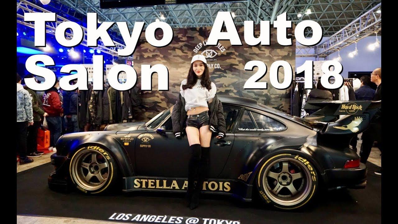 Tokyo Auto Salon 2018 Day 1  YouTube