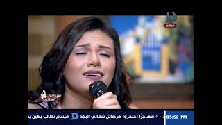 سيداتي انساتي - حوار خاص مع الفنانة  غنوة محمد علي سليمان  في ضيافة حنان الديب