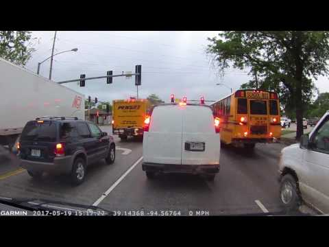 20170519 Friday Drivelapse Kansas City Metro Area