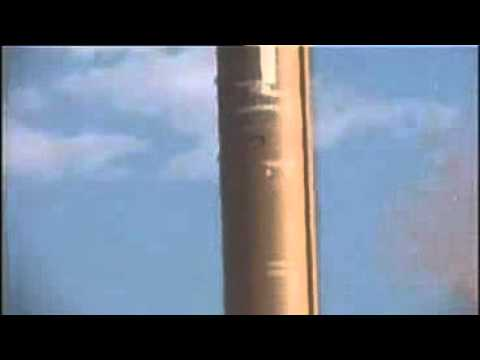 Iranian new long range missile Qiam-1 HQ launch video
