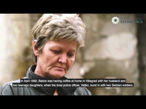 Breaking the Silence - The Women of Bosnia