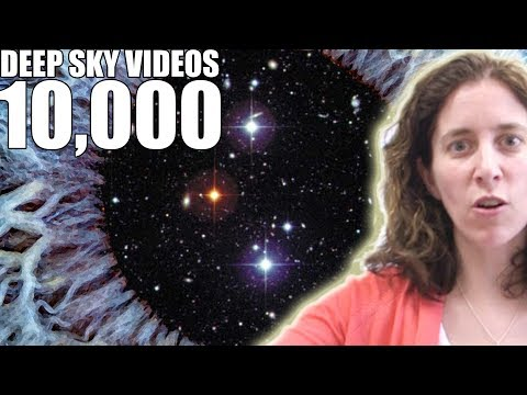 10,000 Galaxies in one Glance