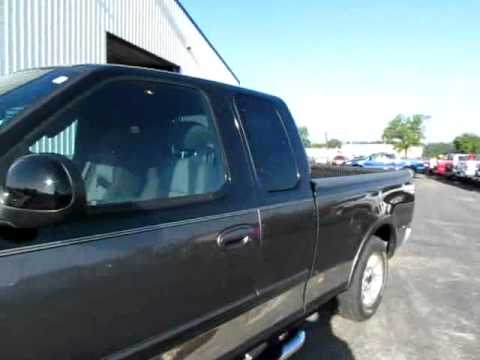 A96228 Gray 2003 Ford F 150 Heritage Edition Xvid Youtube