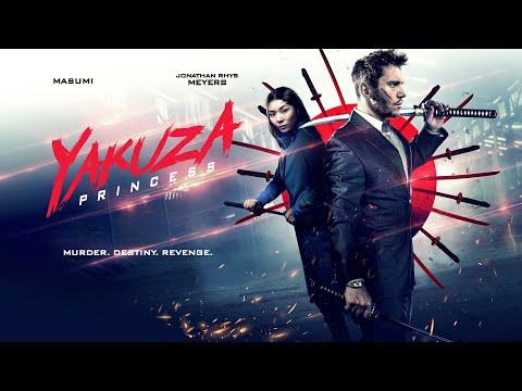 YAKUZA PRINCESS | UK Trailer | 2021 | Martial Arts / Action starring Jonathan Rhys Meyers