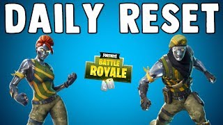 FORTNITE DAILY SKIN RESET - CHROMIUM & DIECAST SKINS - Fortnite Battle Royale NEW Items in Item Shop