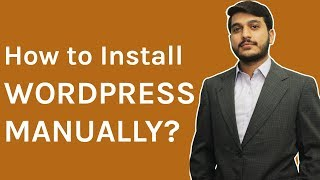 How to Install Wordpress Manually in CPANEL?  [ Urdu and Hindi ]