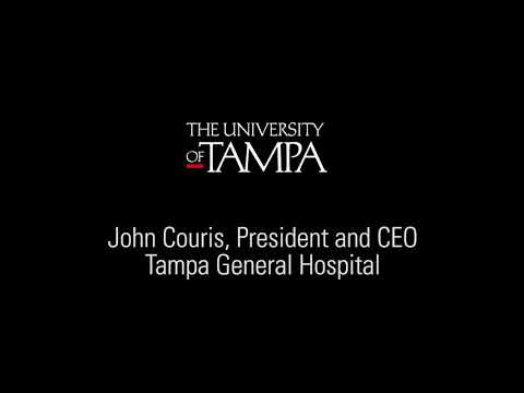 The University of Tampa - Business Network Symposium 2018 - John Couris