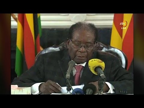 """As Zimbabwe's Mugabe Refuses to Resign, Advocates Say Coup """"Is Not the Answer"""" for Meaningful Reform"""