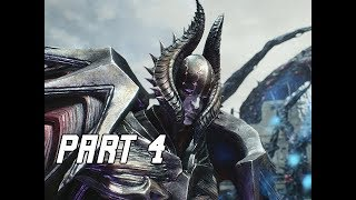 DEVIL MAY CRY 5 Gameplay Walkthrough Part 4 - ELDER GERYON KNIGHT BOSS (DMC5 Let's Play Commentary)