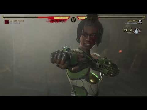 MK11: Kombat League 4 Characters   1 Video