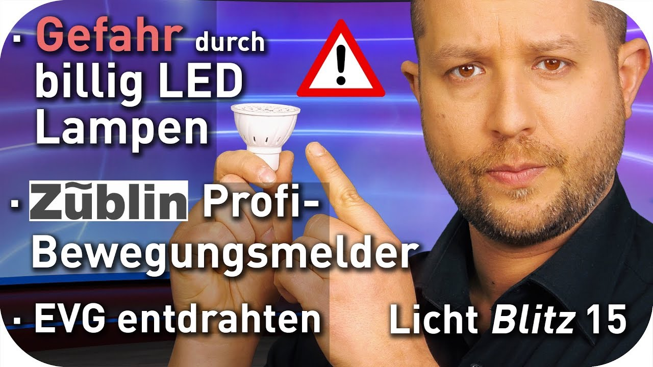 Deckeneinbaustrahler Gu5 3 Gu10 Fur Led Und Halogen Watt24 Video Nr 104 Youtube
