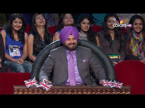 Comedy Nights with Kapil - Sonakshi & Arjun Kapoor - Tevar -