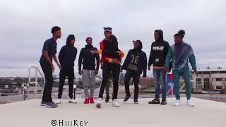 vuclip Offset & Travis Scott- Mediterranean | HiiiKey | Ayo & Teo + Gang
