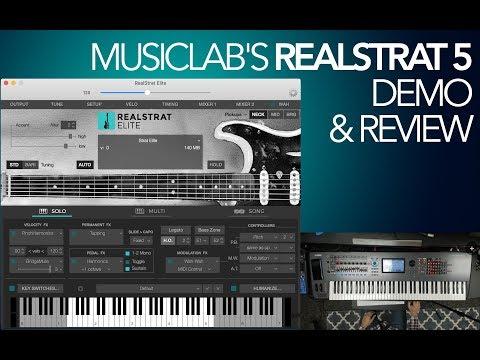 RealStrat 5 Review & Demo