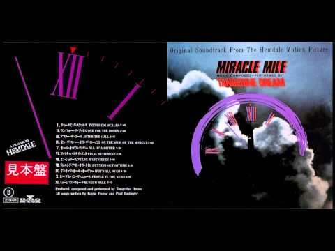 Tangerine Dream - Miracle Mile (Private Music)