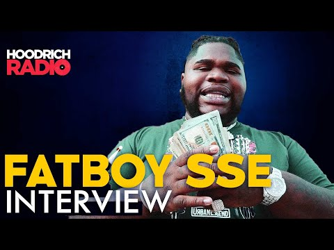 Beat Interviews - Fatboy SSE Talks Keys to His Come Up, Comedy vs Rap