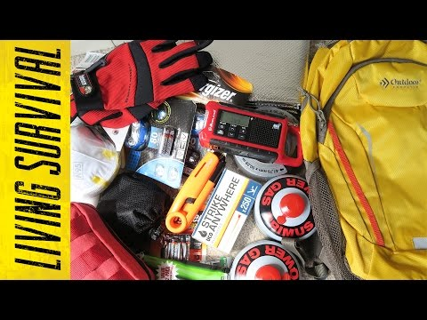 Apartment Prepping Emergency Disaster Kit