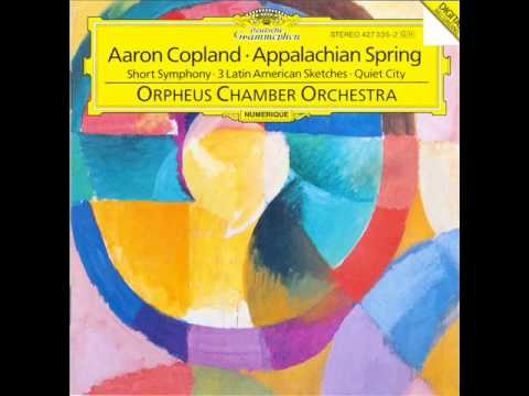 Aaron Copland - Three Latin American Sketches