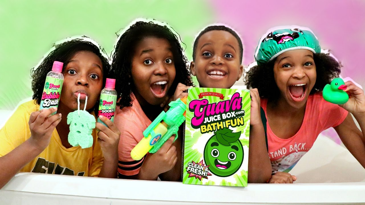 GUAVA JUICE BOX 2 UNBOXING! - FUN REVIEW!