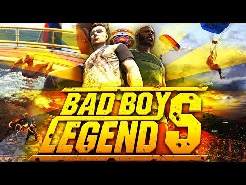 BAD BOYS - LEGENDS