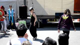 Pulse Perform at Calgary Lilac Festival - 3