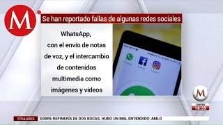 Se cayeron Facebook, Instagram y WhatsApp