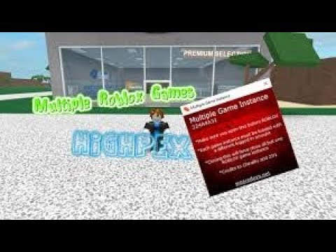 How To Download Use The Multiple Game Instance Youtube