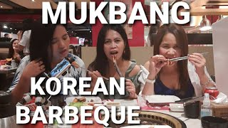 MUKBANG KOREAN BARBEQUE