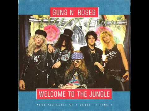 Guns N Roses - Welcome to the Jungle Acoustic
