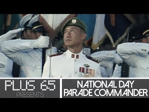 Our National Day Parade Commander This Year Also Has A Full-Time Job | Plus 65 Ep: 3
