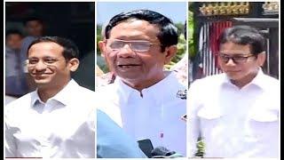 Perkenalan Calon Menteri Kabinet Jokowi-Amin - iNews Prime 21/10