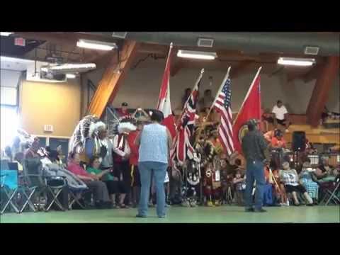 Siksika Pow Wow Grand Entry 4