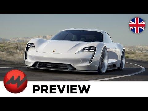 Porsche Mission E - This Electric Car is a true Sports Car!