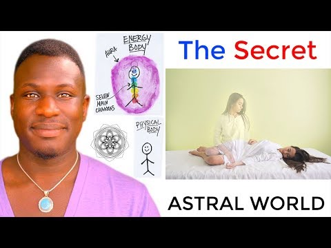 How to Astral project (Unbelievable!) Do This... Astral Projection Secrets!