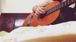 Cắn rứt | guitar ver by keokeo