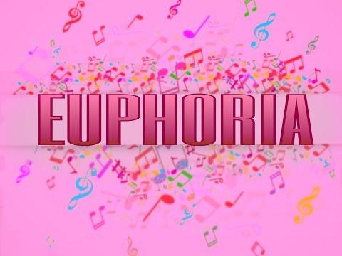 EUPHORIA - SPREADING SMILES- FIRST MUSIC VIDEO- TRAILER