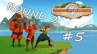 VILLAGER TROUBLES | Renowned Explorers: International Society - Round 2 - #5