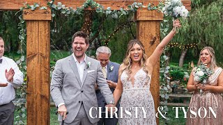 The Wedding of Christy and Tyson - The most beautiful love story! | Temecula California