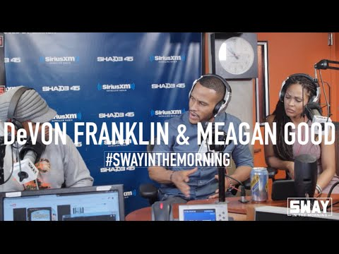 Megan Good and DeVon Franklin on Being Celibate & Freaky! Past Relationship Baggage and Faith