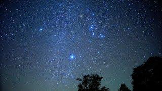 2017年オリオン座流星群の流れ星