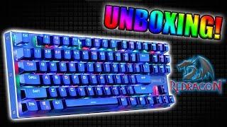 Video de Unboxing / Review - Redragon Tvastar