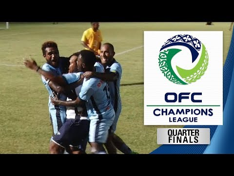 OFC CHAMPIONS LEAGUE 2018 | Quarter Final - Nalkutan FC v Marist FC Highlights