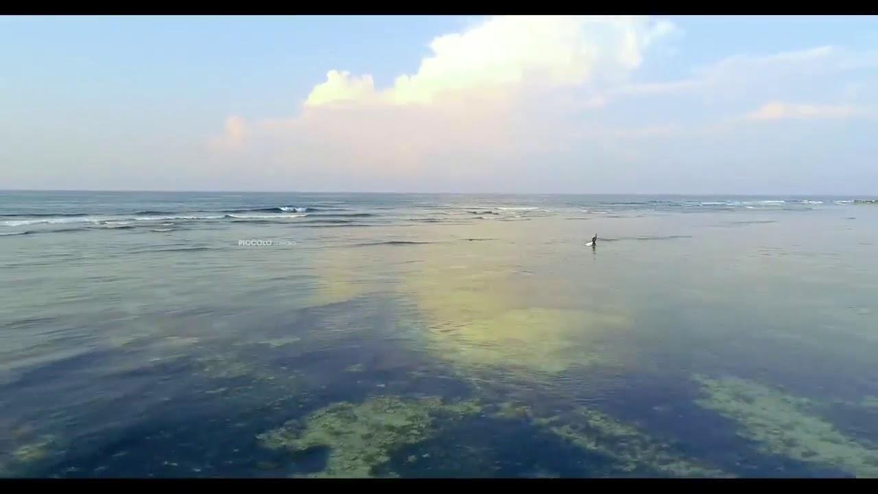 Hình ảnh tuyệt đẹp của biển Việt Nam cực kỳ xinh đẹp qua khung kính của flycam