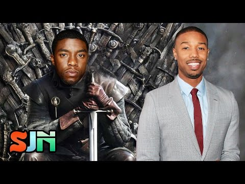 Black Panther is the Game of Thrones of the MCU