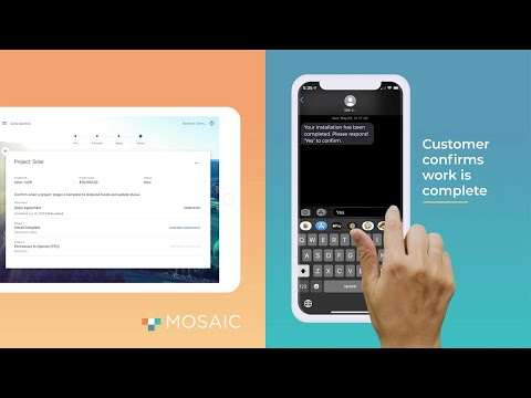 First-of-Its-Kind 12-Month No-Payment Solar Financing Solution Through Mosaic Platform Supports Recovery of Home Solar Installations