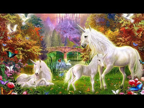 Flying Unicorns | Guided Meditation for Children | Relaxation for Kids