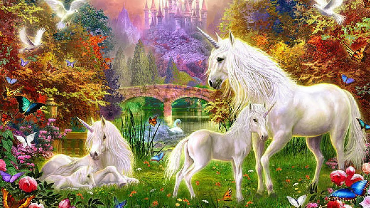 This is a graphic of Agile Picture of Unicorns