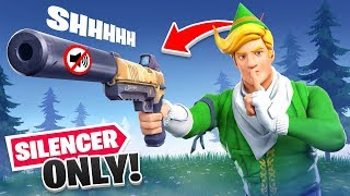 Silencer *ONLY* Fortnite!
