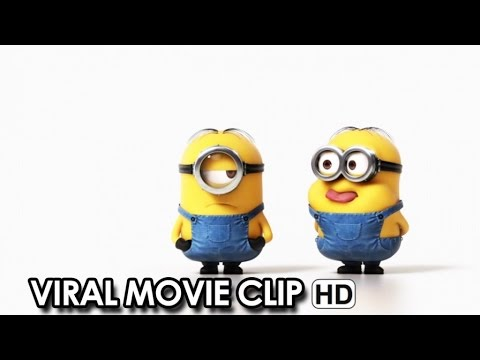 Minions Viral Movie Clip Stuart Dave 2015 Hd Youtube
